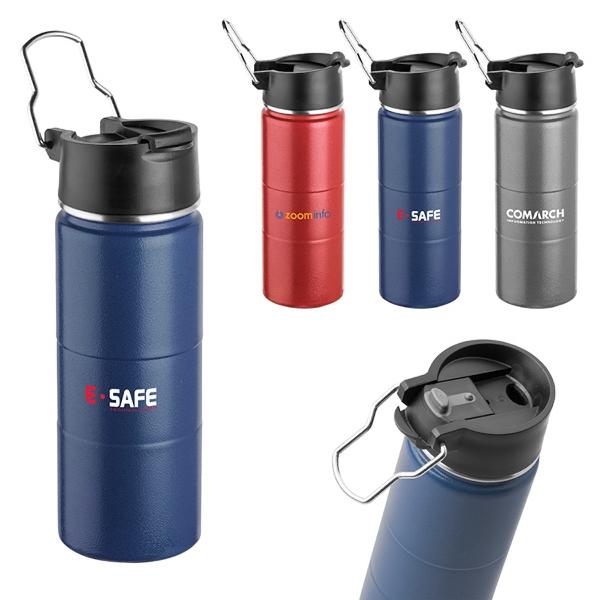 Basecamp® Mount Hood Stainless Water Bottle - 19 Oz