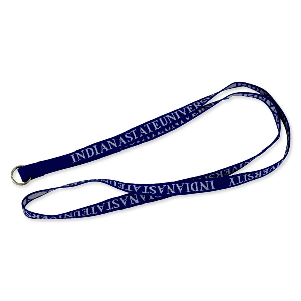 "Polyester Woven Lanyard 36"" x 3/8"