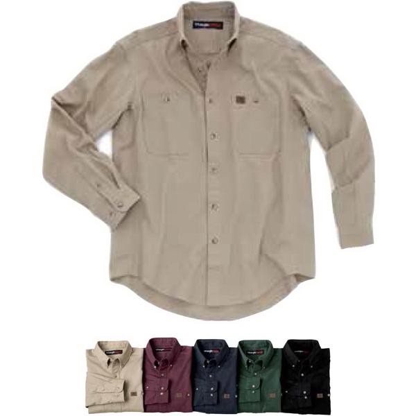 Men's Riggs Workwear® Twill Work Shirt