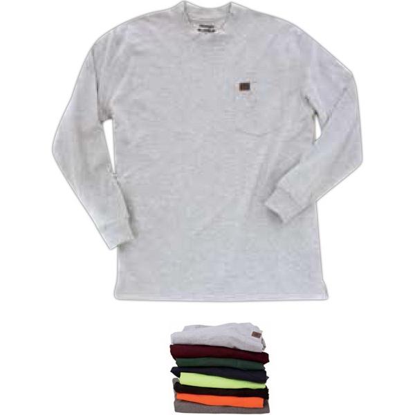 Riggs Workwear® Short Sleeve Pocket T-Shirt
