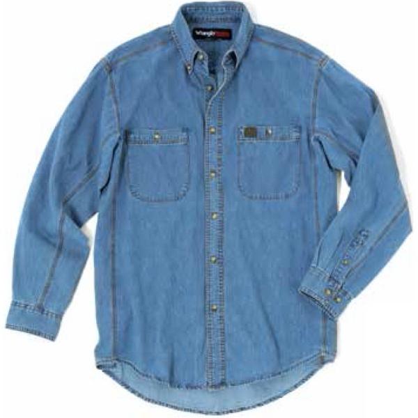 Riggs Workwear® Denim Work Shirt