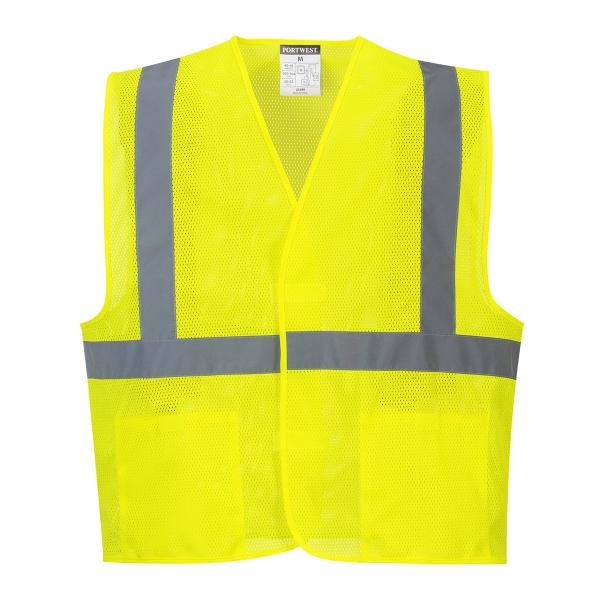 Economy Class 2 Mesh Vest