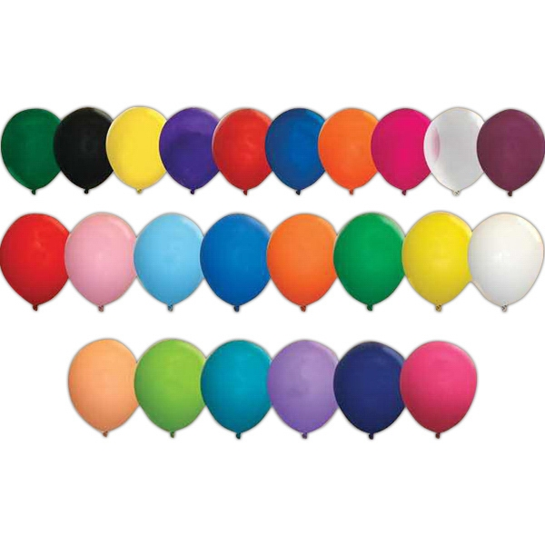 Crystal Latex Balloon