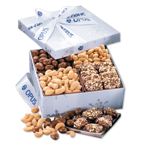 Snowflake Sampler Box