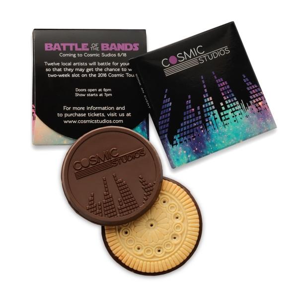 Custom 1-Cookie Box