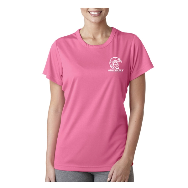 UltraClub (R) Ladies' Cool & Dry Performance T-Shirt