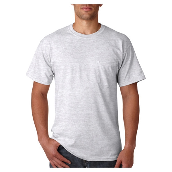 Gildan Ultra Cotton Adult Pocket T-Shirt