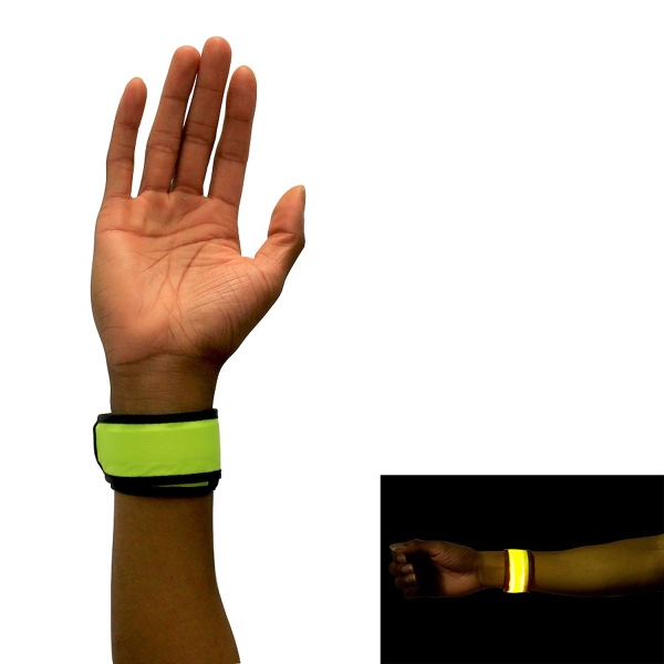 LED Slap Wristband