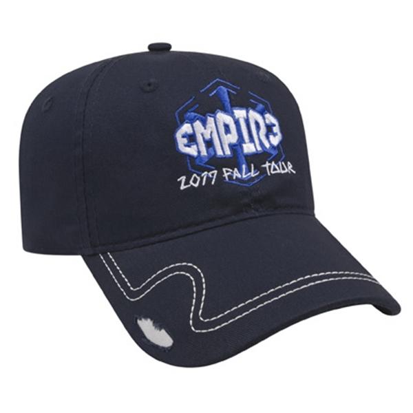 Low Profile QickPick Cap