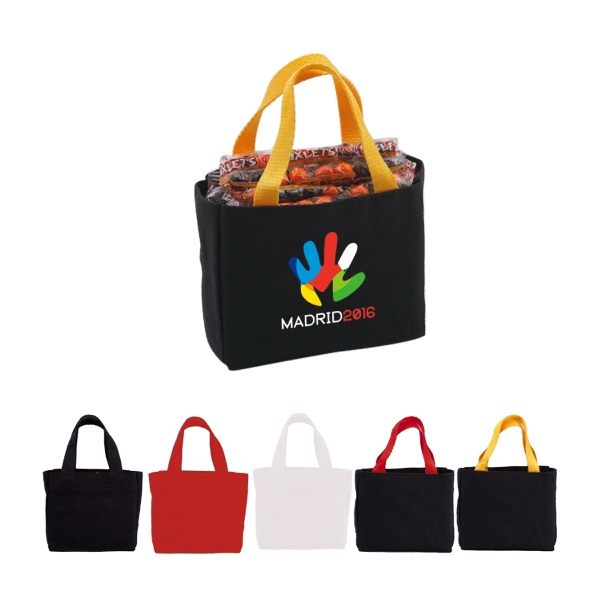Small Canvas goody tote