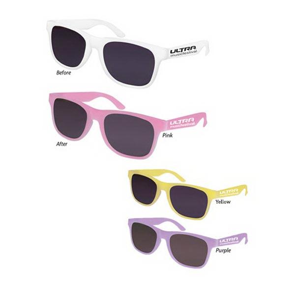 Sunshine Color Chaging Sunglasses