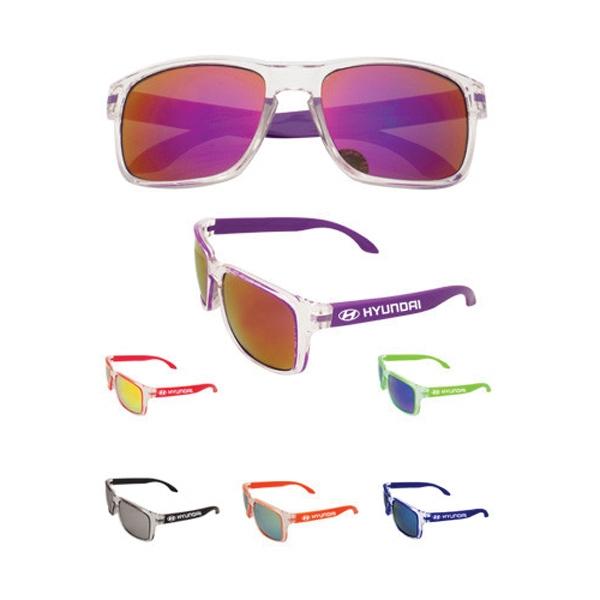 Alesso Sunglasses with Mirror Lenses