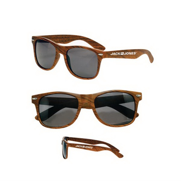Tahiti Woodtone Sunglasses