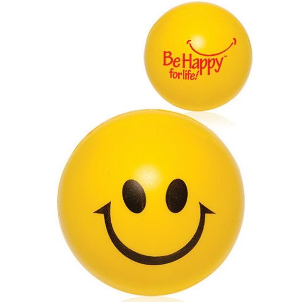 Smiley Face Stress Ball
