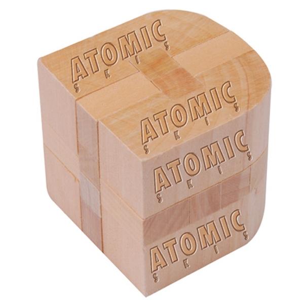 ATOMIC WOOD PUZZLE