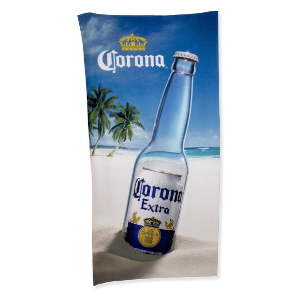 "Beach Towels 30 x 60"" Heat Sublimated"