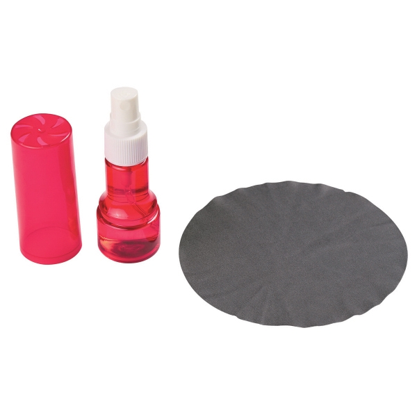 1 oz. Cleaning Spray with Microfiber Cloth