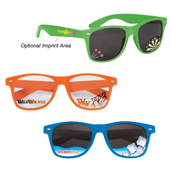 Full Color Lens Glasses