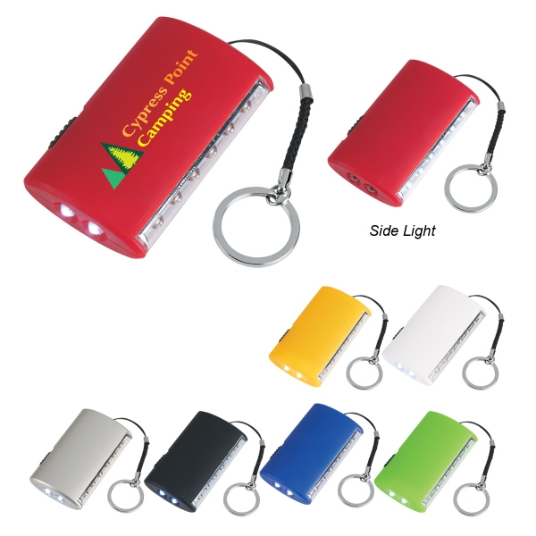 Runway LED Light Key Tag