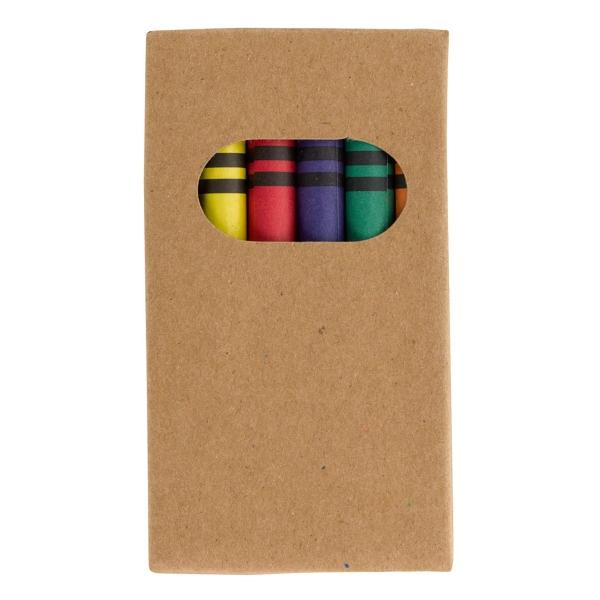 6-Piece Crayon Set