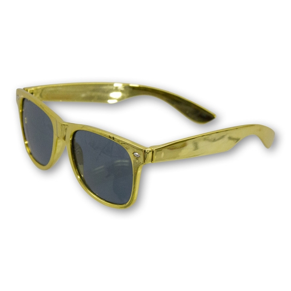 Sunglasses-Metallic Paint