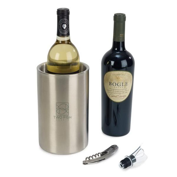 Huntington Stainless Steel Wine Kit