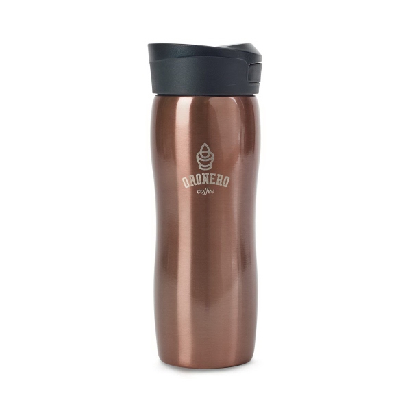 Commuter Double Wall Stainless Tumbler - 14 oz.