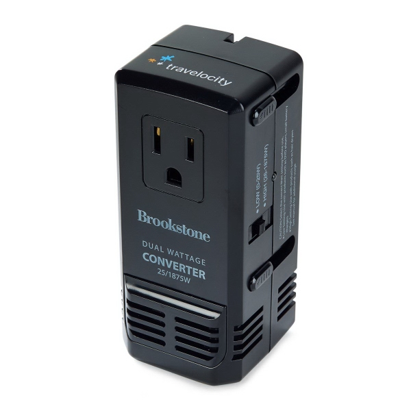 Brookstone (R) Global Power Converter