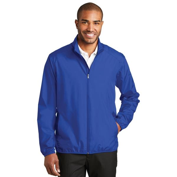 Port Authority Zephyr Full-Zip Jacket.
