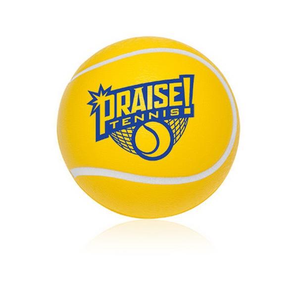 Tennis Ball Stress Ball