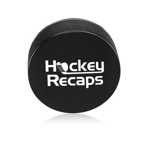 Hockey Puck Stress Reliever Squeezies