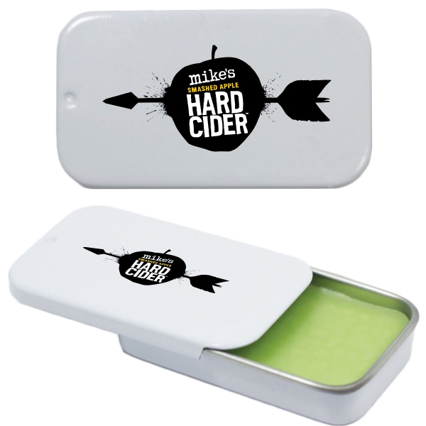 Lip Moisturizer Slider Tin