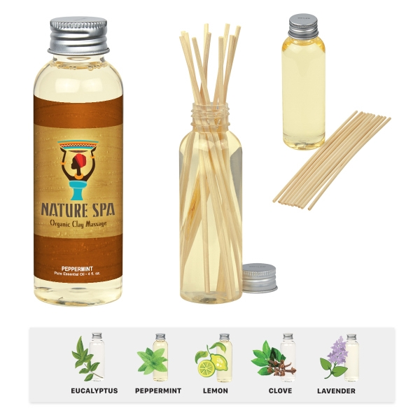4 Oz. Reed Diffuser