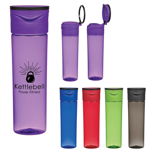 25 Oz. Tower Tritan Sports Bottle