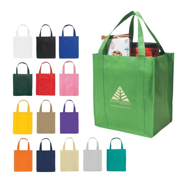 Non-Woven Shopper Tote Bag