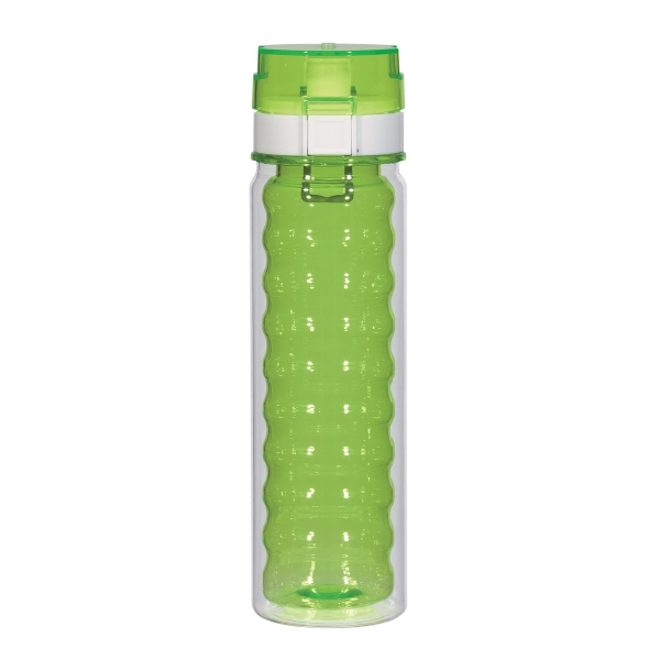 18 Oz. Tritan Cabana Bottle