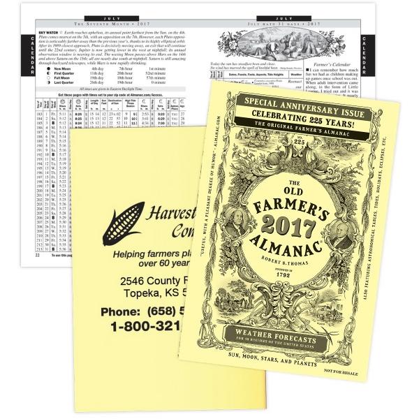 The old farmers almanac r booklet for Farmers almanac best fishing days