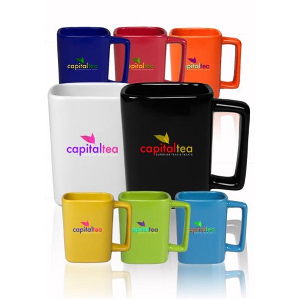 11 oz. Costa Mesa Square Coffee Mug