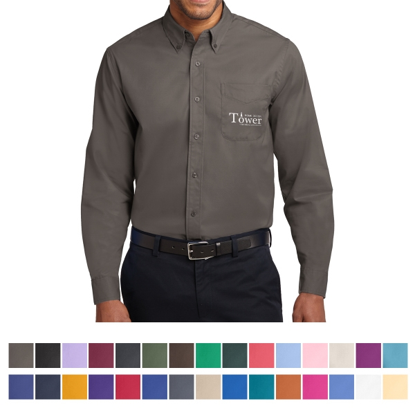 Port Authority (R) Long Sleeve Easy Care Shirt
