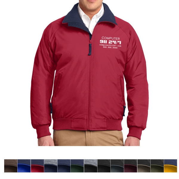 Port Authority (R) Challenger (TM) Jacket