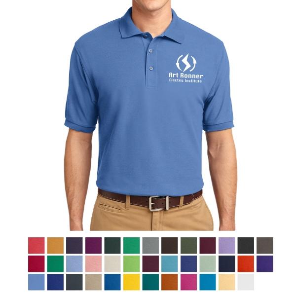 Port Authority (R) Men's Silk Touch (TM) Polo
