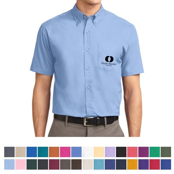 Port Authority (R) Short Sleeve Easy Care Shirt