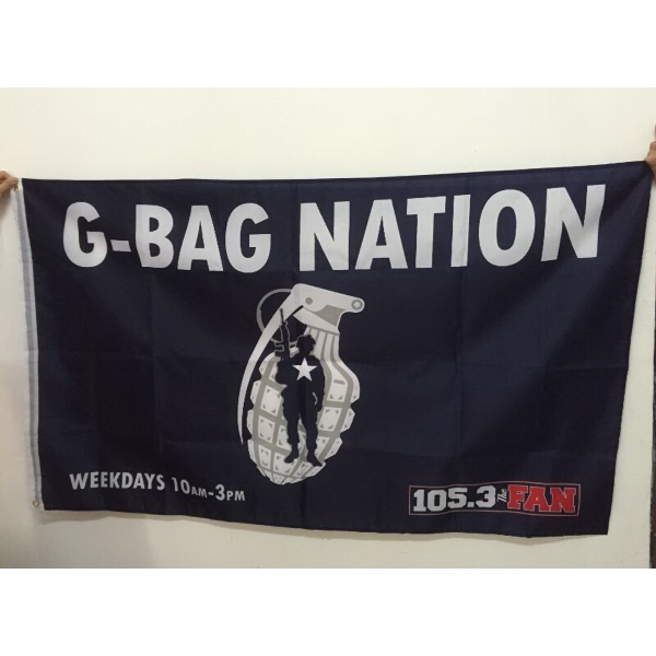 3' x 5' Printed Polyester Flag