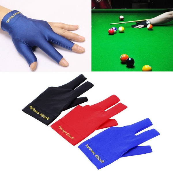 Professional Billiards Three-finger Gloves