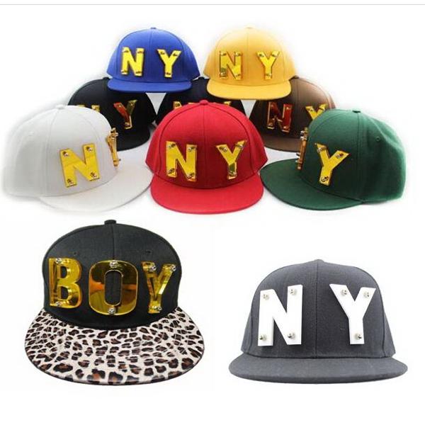 Custom 100% Acrylic Letters Snap Back Baseball Snapback Hat
