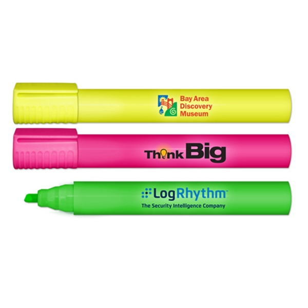 XL JUMBO Highlighter - Full Color Decal