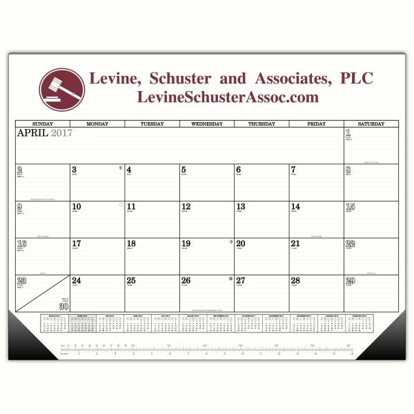 classical b1 13 month calendar desk calendar forms