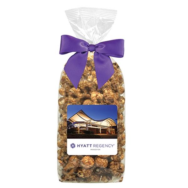 Peanut Butter Cup Popcorn Gift Bag