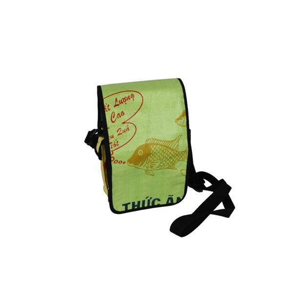 Helping Hand Partners Eco-Conscious Mini Messenger Bag