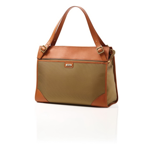 Intensity Belting Classic Business Bag in Olive